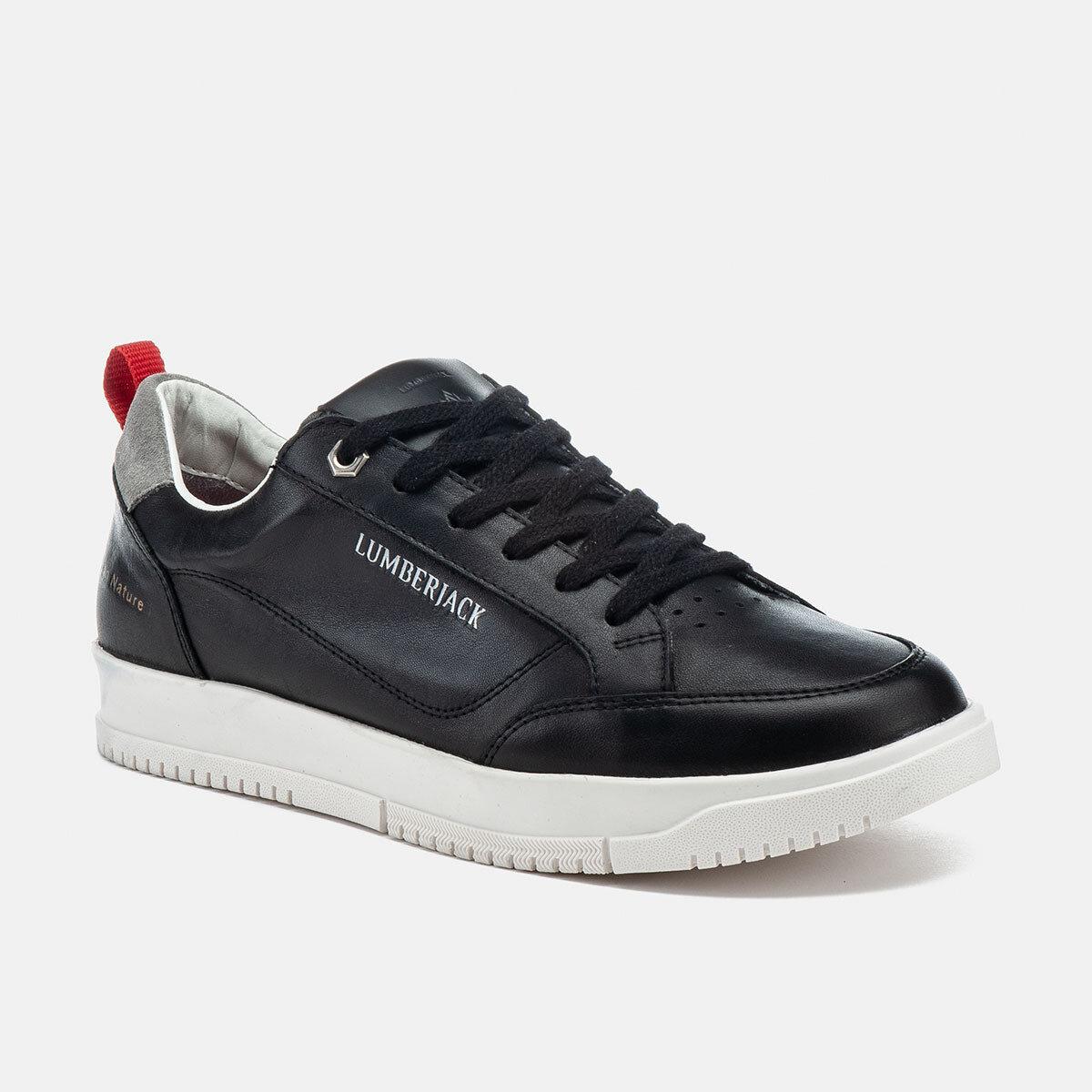 RAMBLA BLACK/CIMENT GREY Man Sneakers