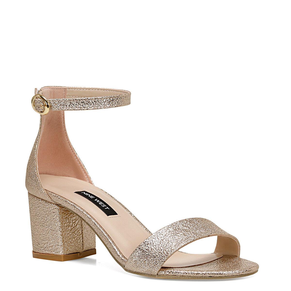 BADALIA2 Altın Kadın Sandalet