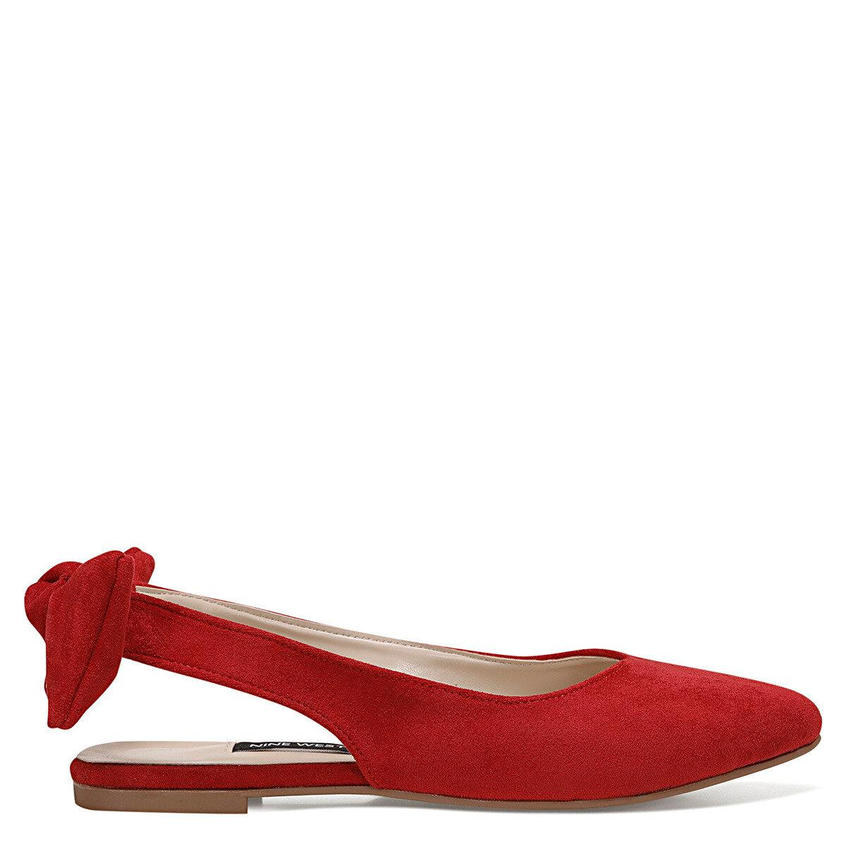 BRENDA2 Kırmızı Kadın Babet