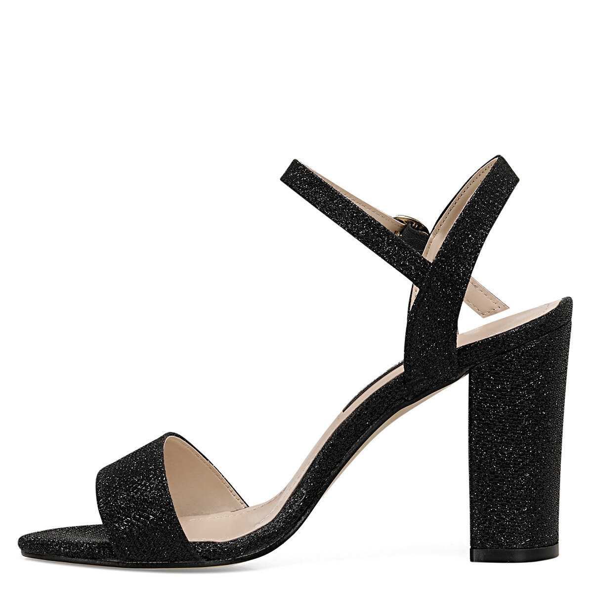 CRESPI Siyah Kadın Sandalet