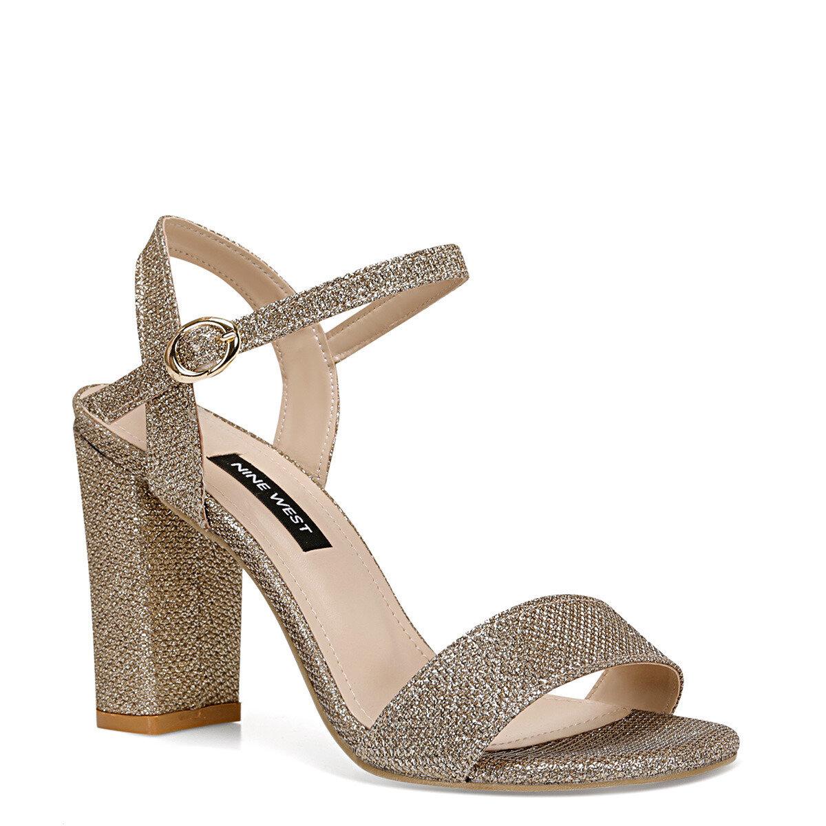 nine west CRESPI Altın Kadın Sandalet