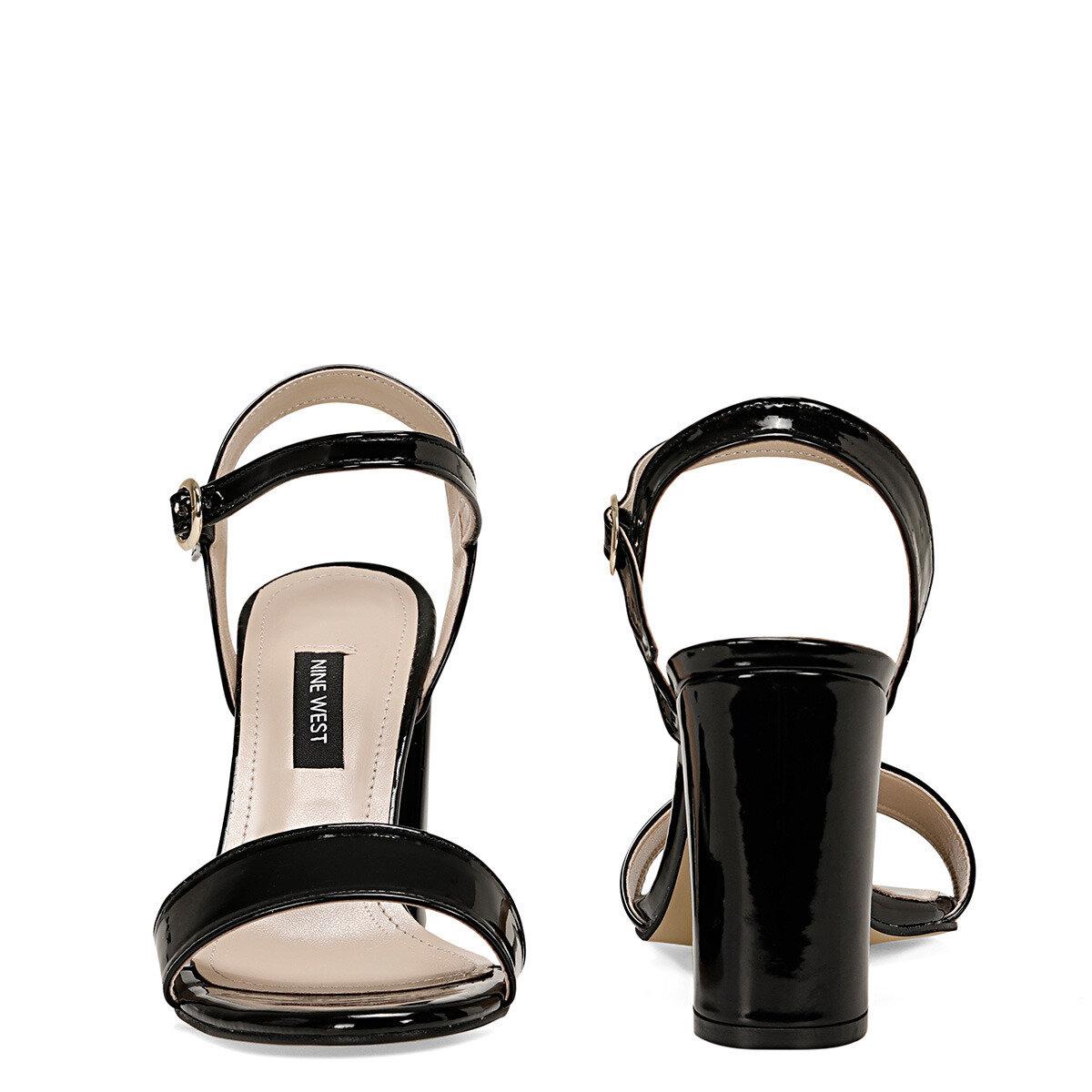 CRESPI3 Siyah Kadın Sandalet