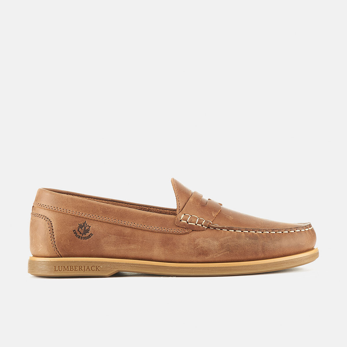 NAVIGATOR BROWN/TAN Man Loafers