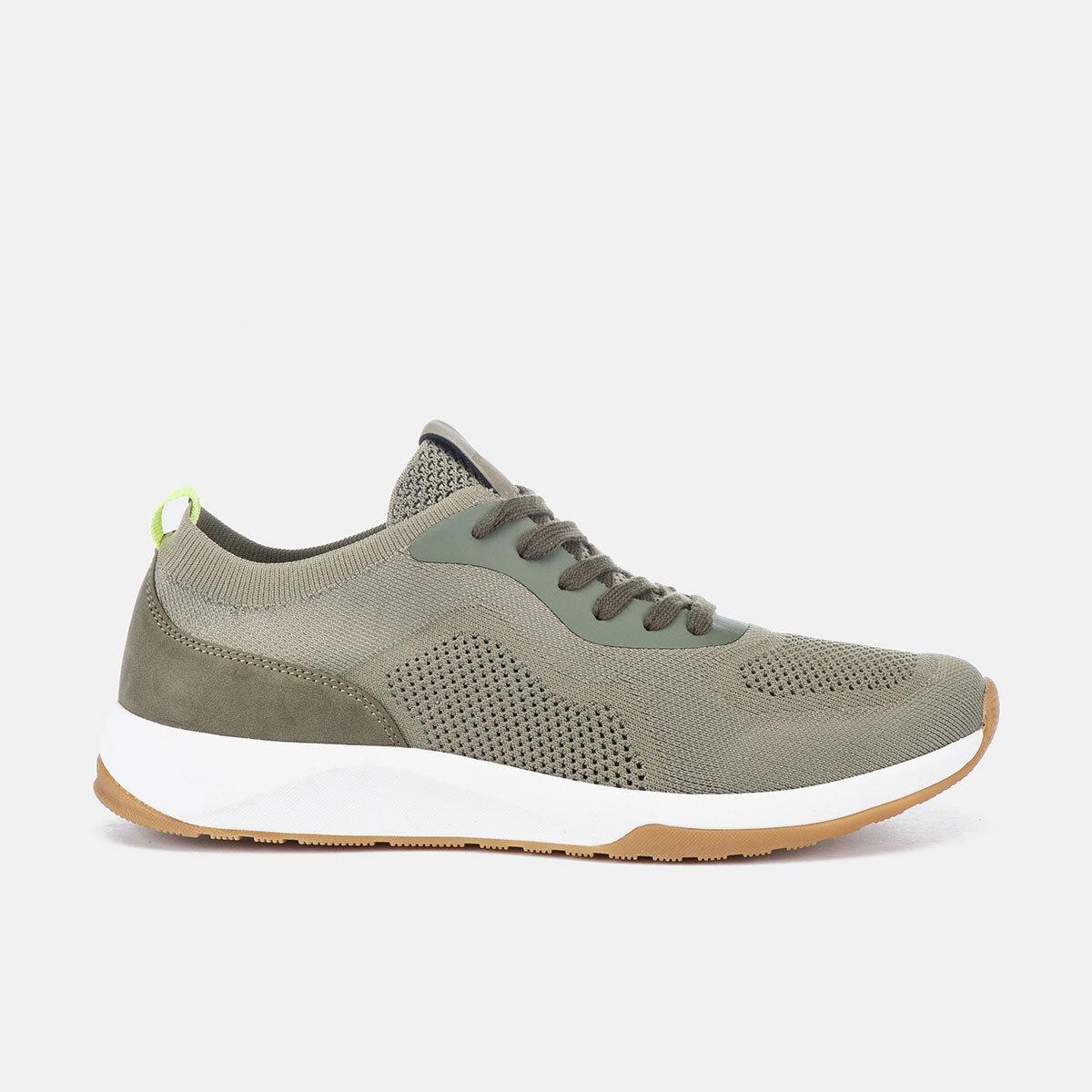 NANTES MILITARY GREEN Man Sneakers