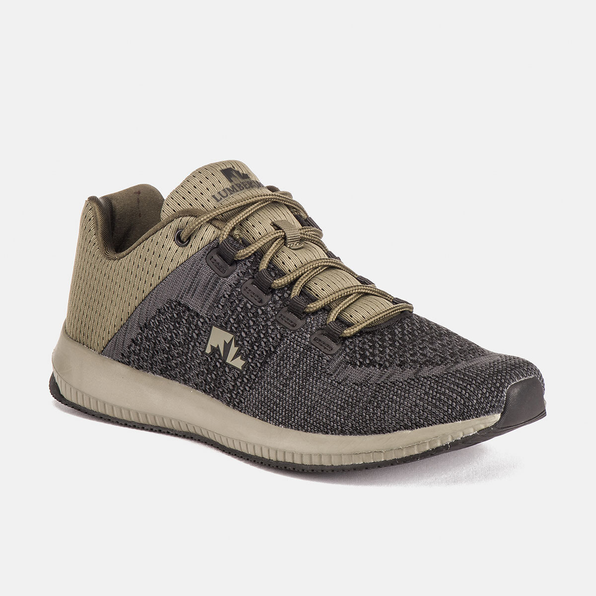 ALLE GREY/MILITARY GREEN Man Running shoes