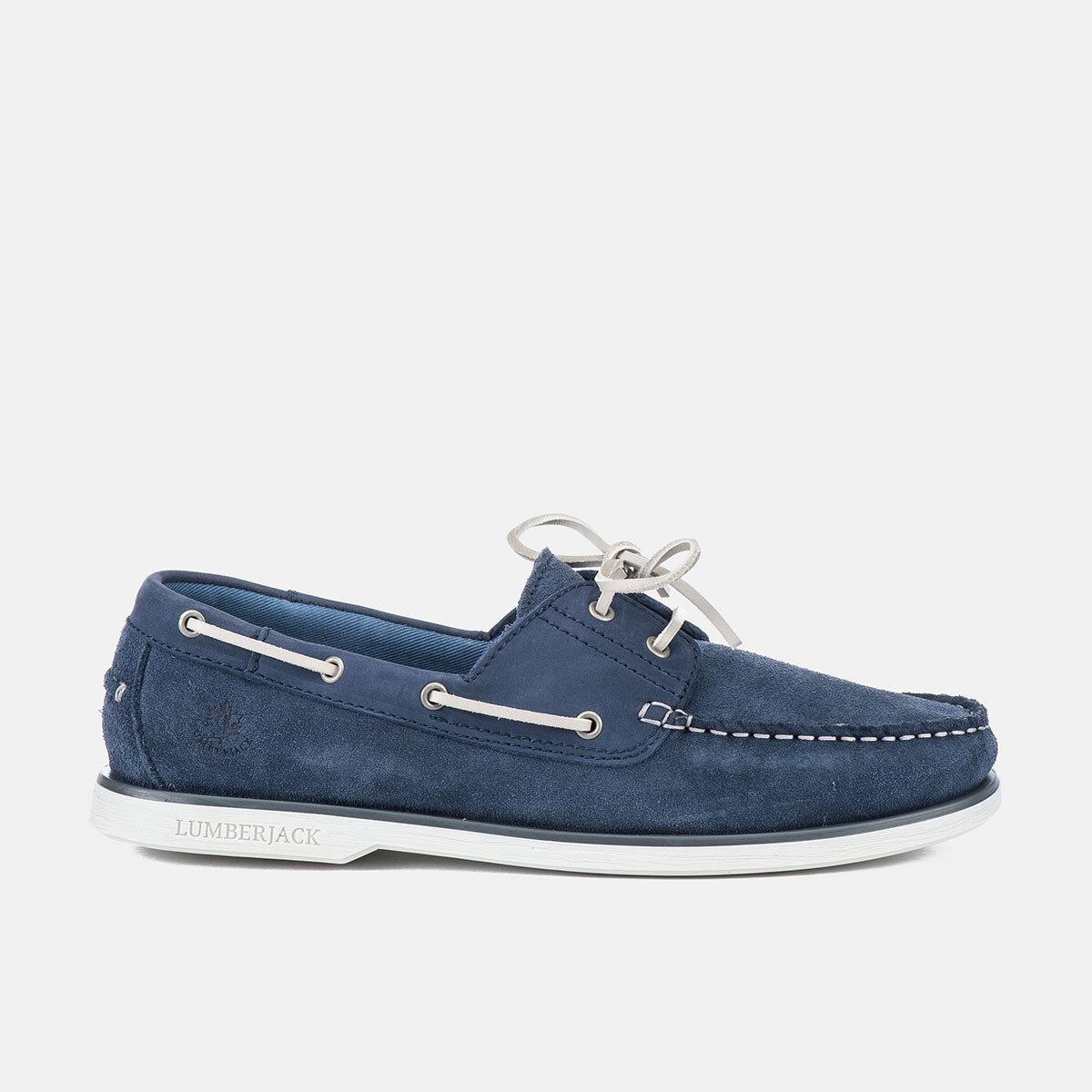 NAVIGATOR MOOD INDIGO BLUE Man Boat shoes