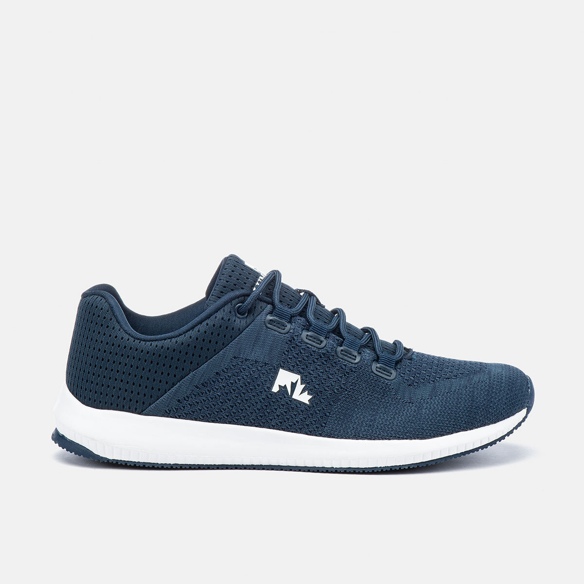 ALLE BLACK Man Running shoes