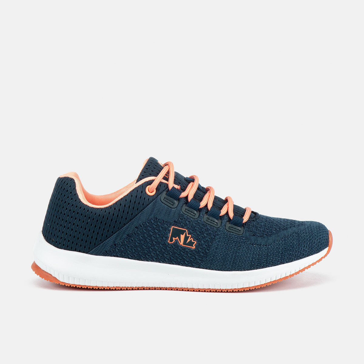ALLE BLUE/ORANGE Woman Running shoes