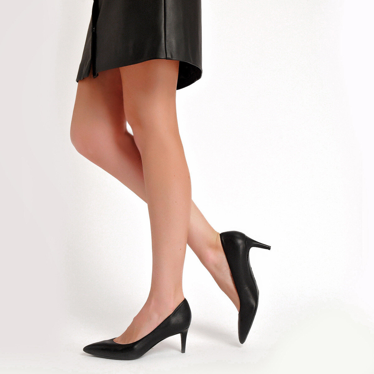 SOHO Siyah Kadın Gova Ayakkabı