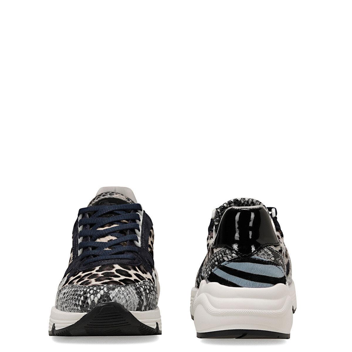 AIDA Lacivert Kadın Sneaker