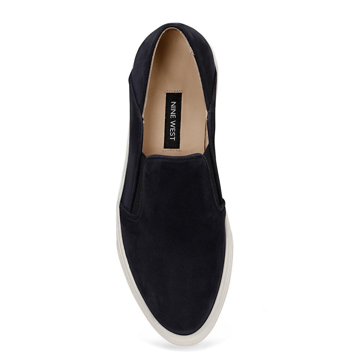 SALVIA Lacivert Kadın Slip On Ayakkabı