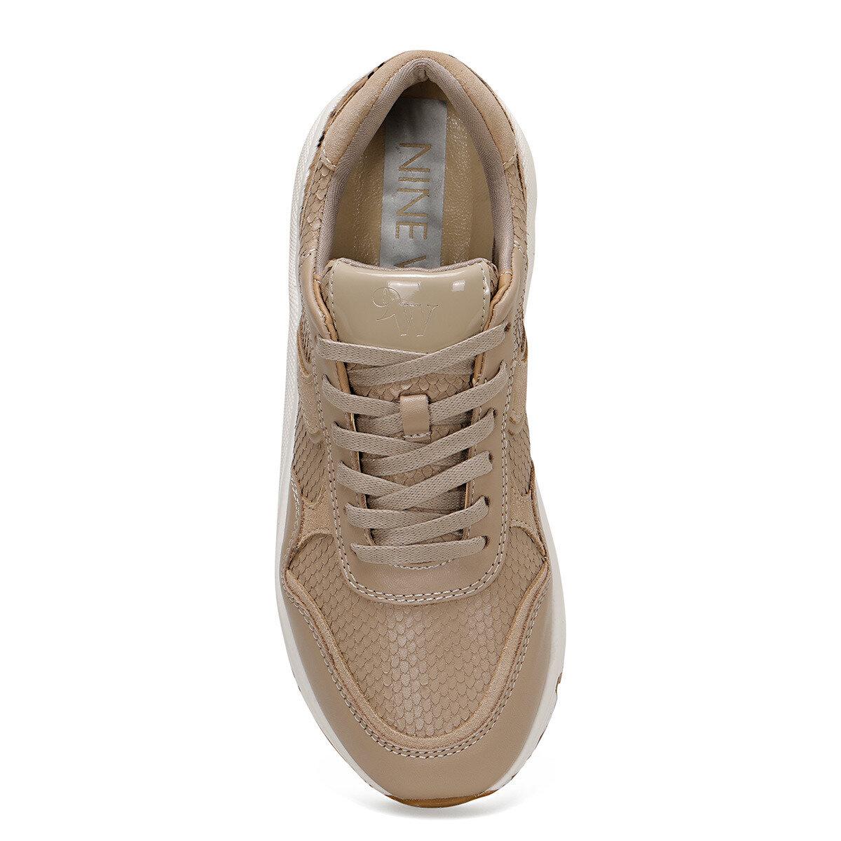 BELLA Camel Kadın Sneaker