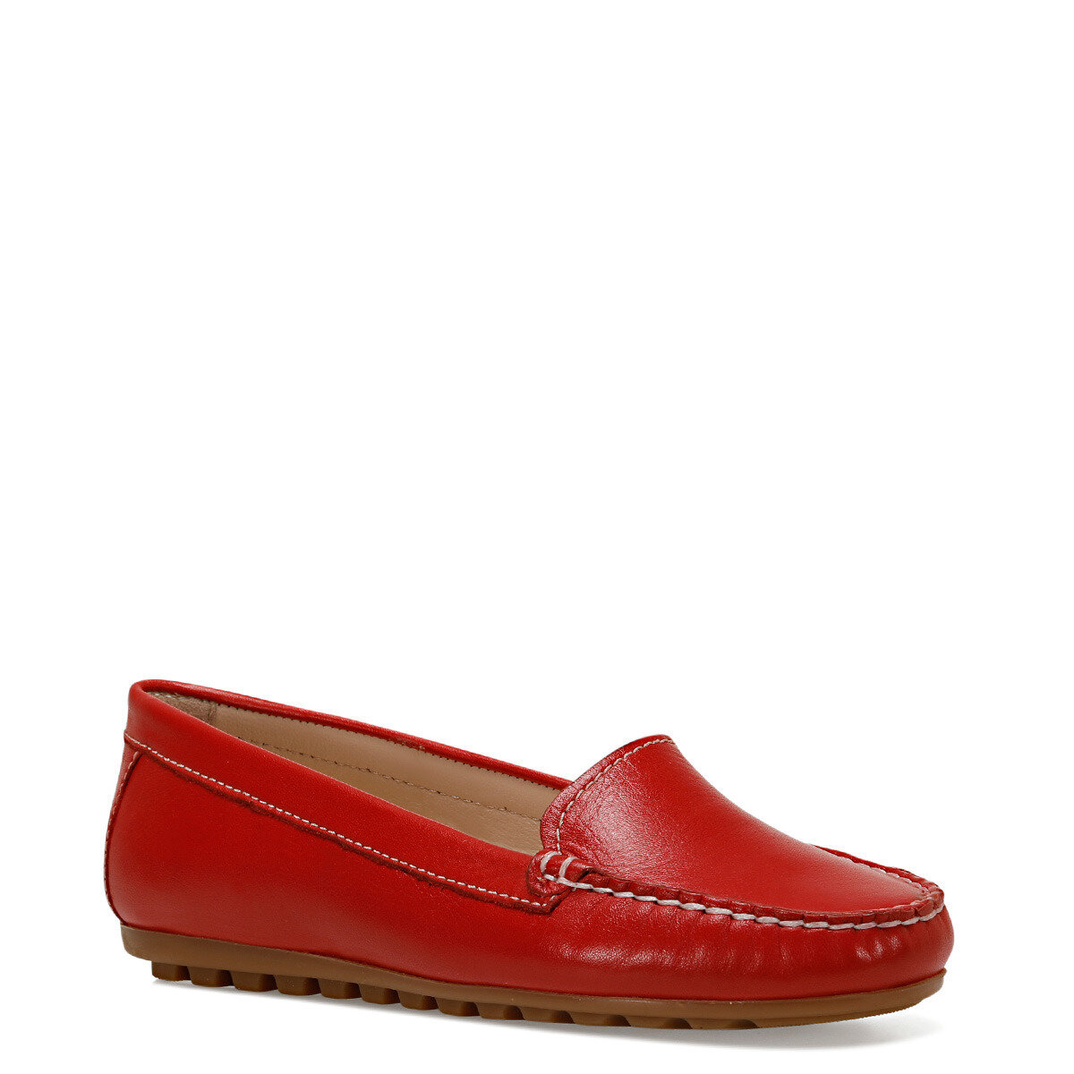 CATHI Kırmızı Kadın Loafer