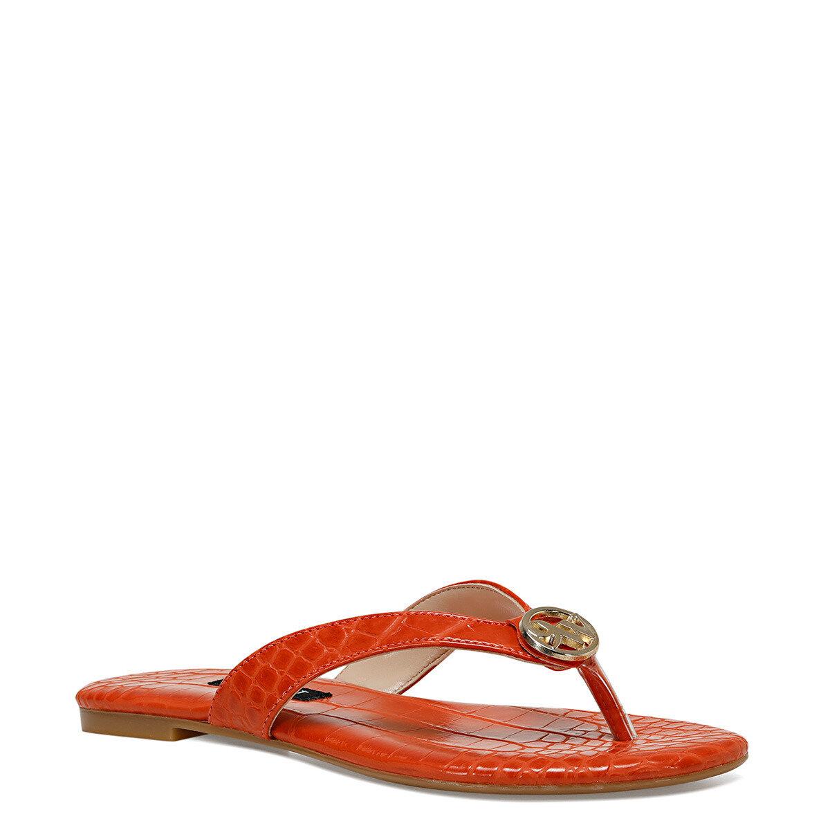 AVANA Nar Çiçeği Kadın Parmak Arası Sandalet