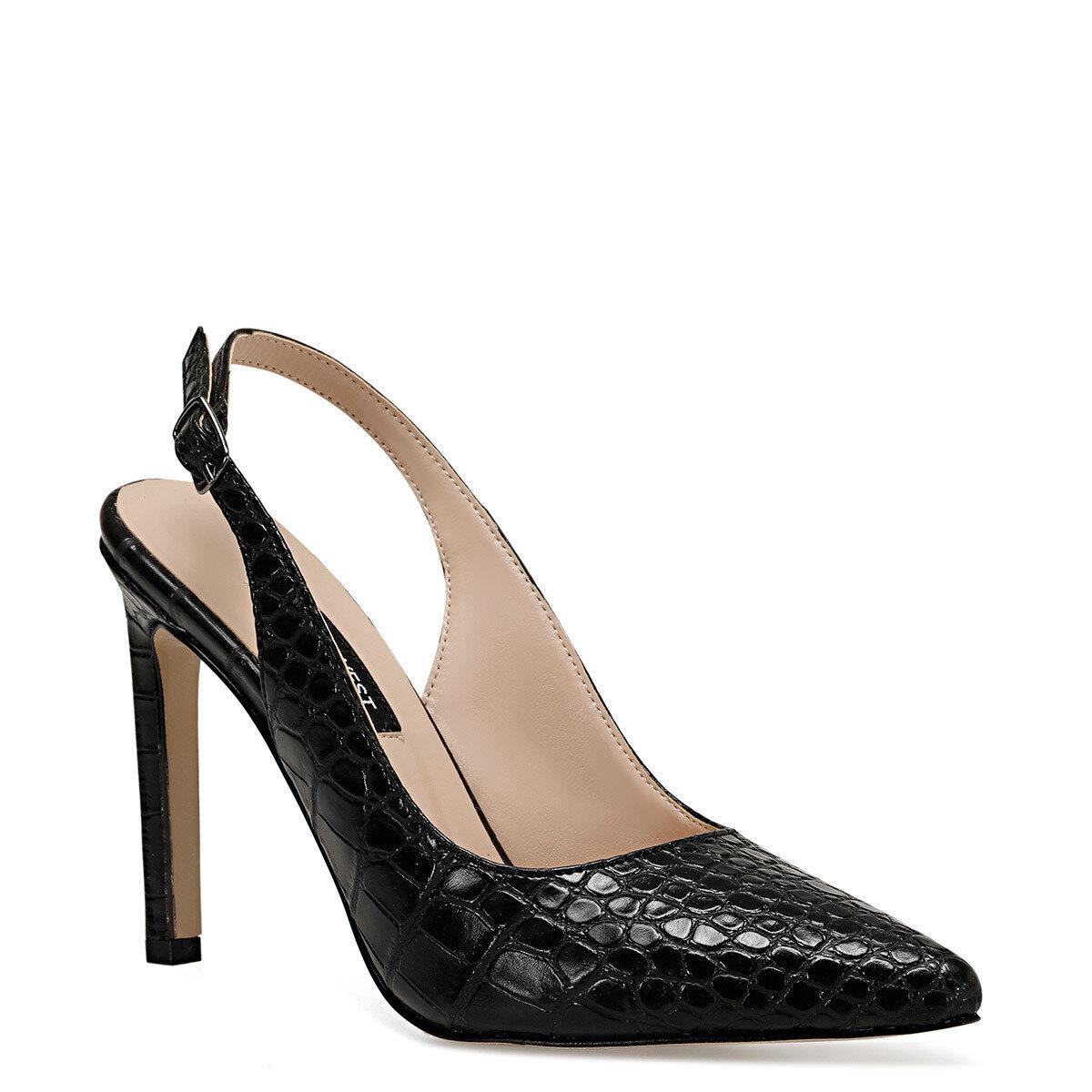 TARA2 Siyah Kadın Stiletto