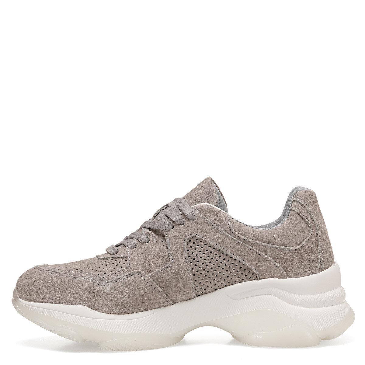 ALANIS Gri Kadın Sneaker