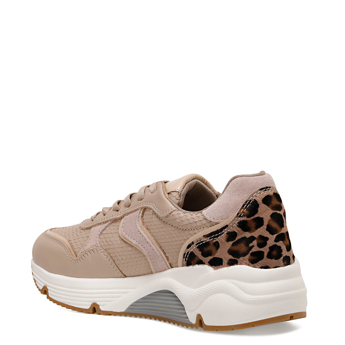 BELLA Pudra Kadın Sneaker