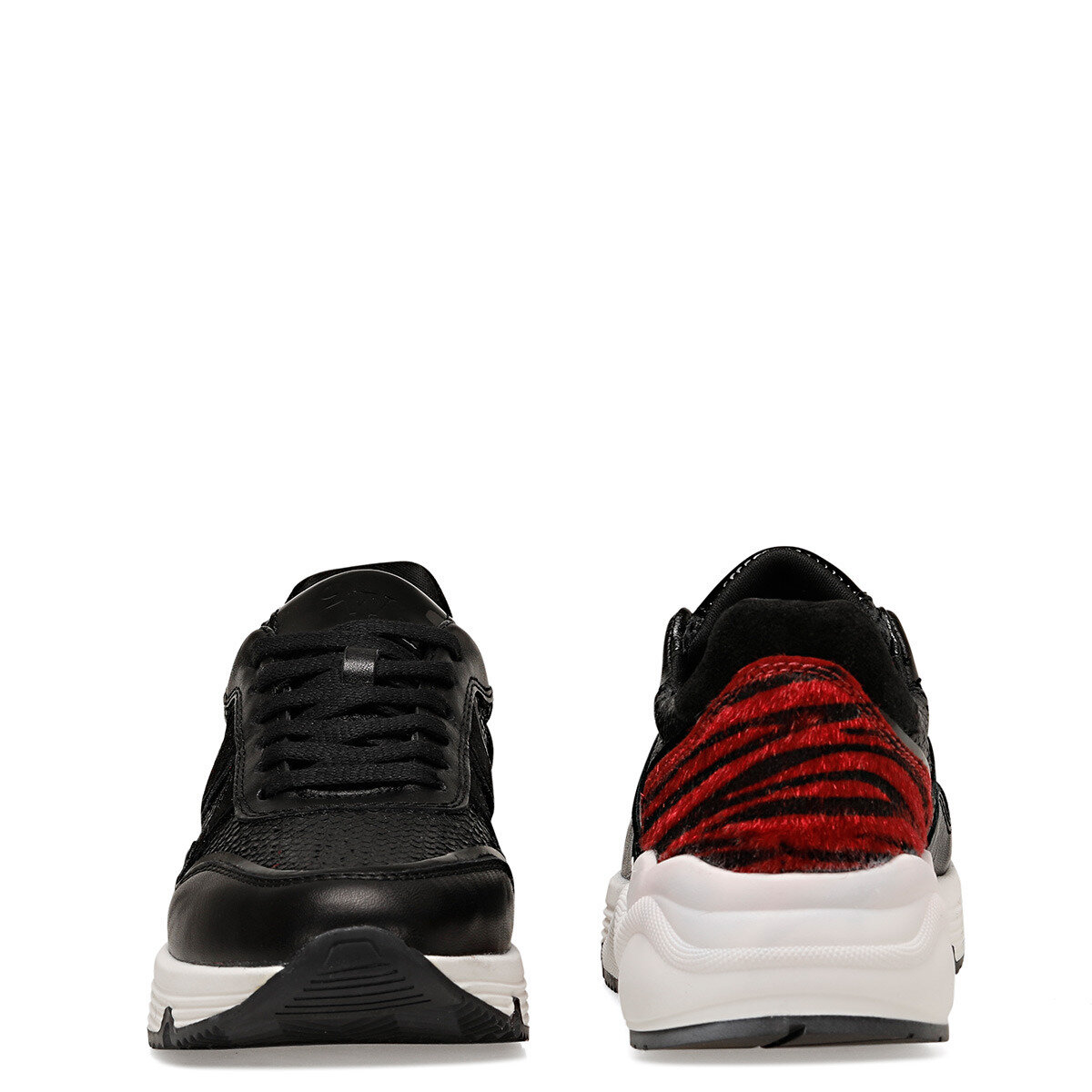 BELLA Siyah Kadın Sneaker