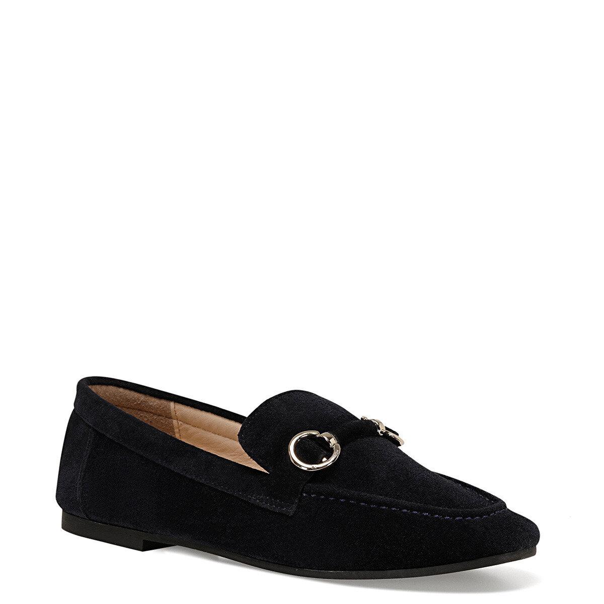MELLA Lacivert Kadın Loafer Ayakkabı