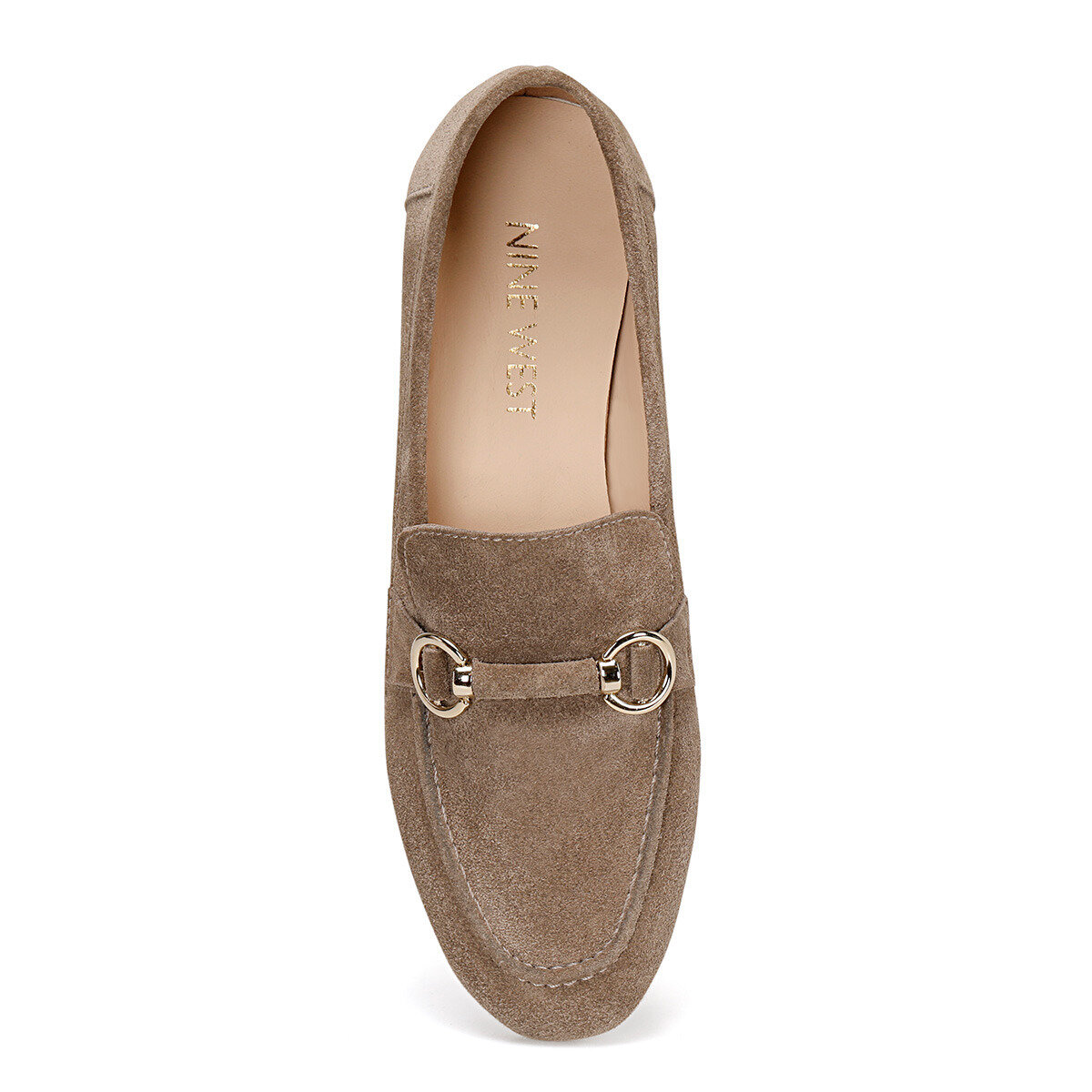 MELLA Vizon Kadın Loafer Ayakkabı