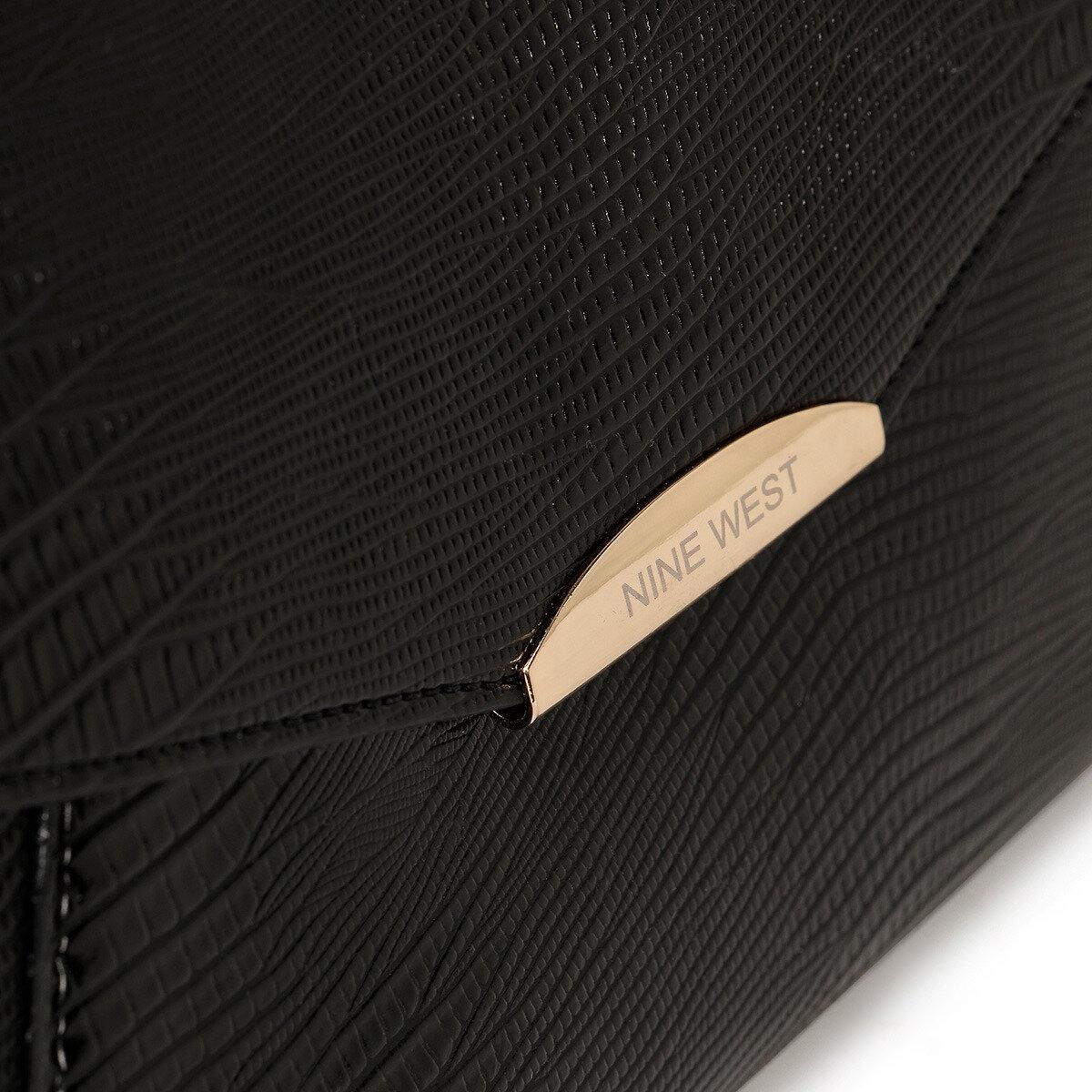 LUIS Siyah Kadın Çapraz Çanta