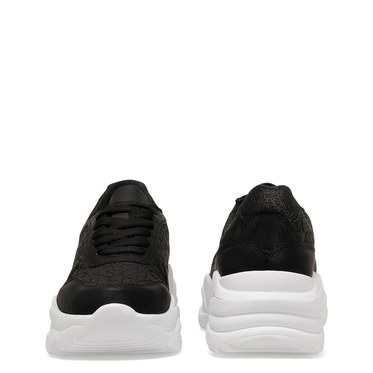 MILO Siyah Kadın Sneaker