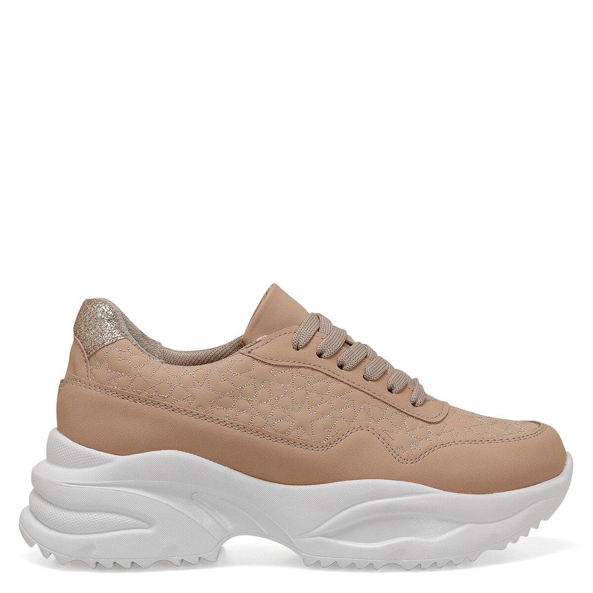 MILO NUDE Kadın Fashion Sneaker