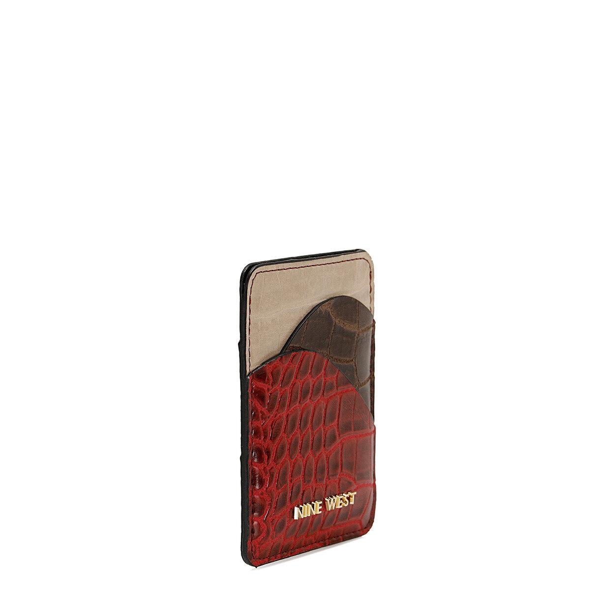 nine west MIXI Kırmızı Kadın Kartlık