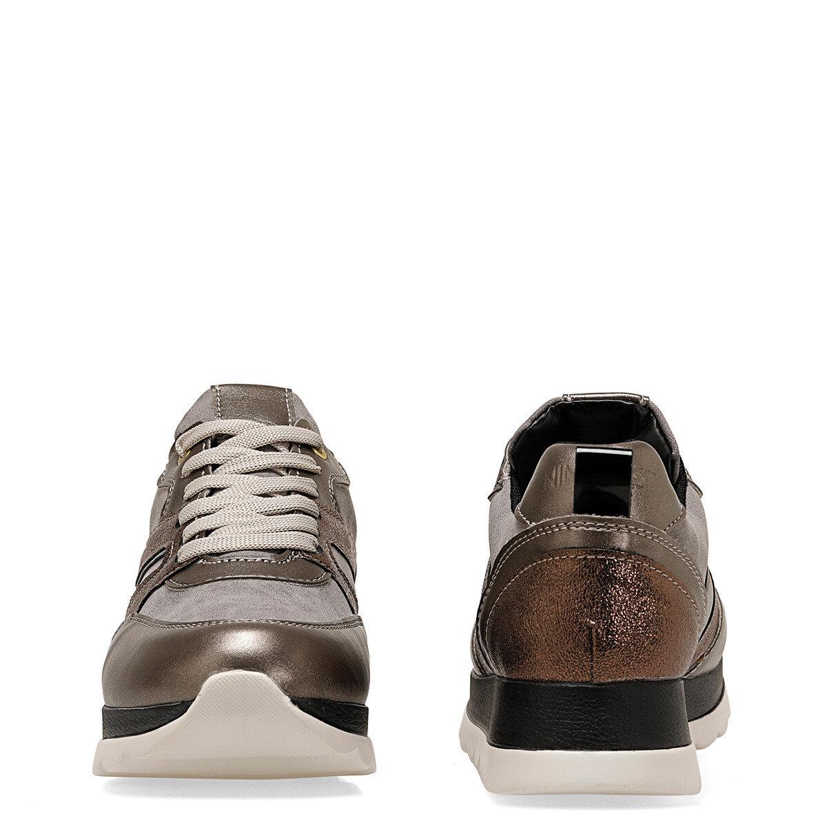 DARTAN Bronz Kadın Sneaker