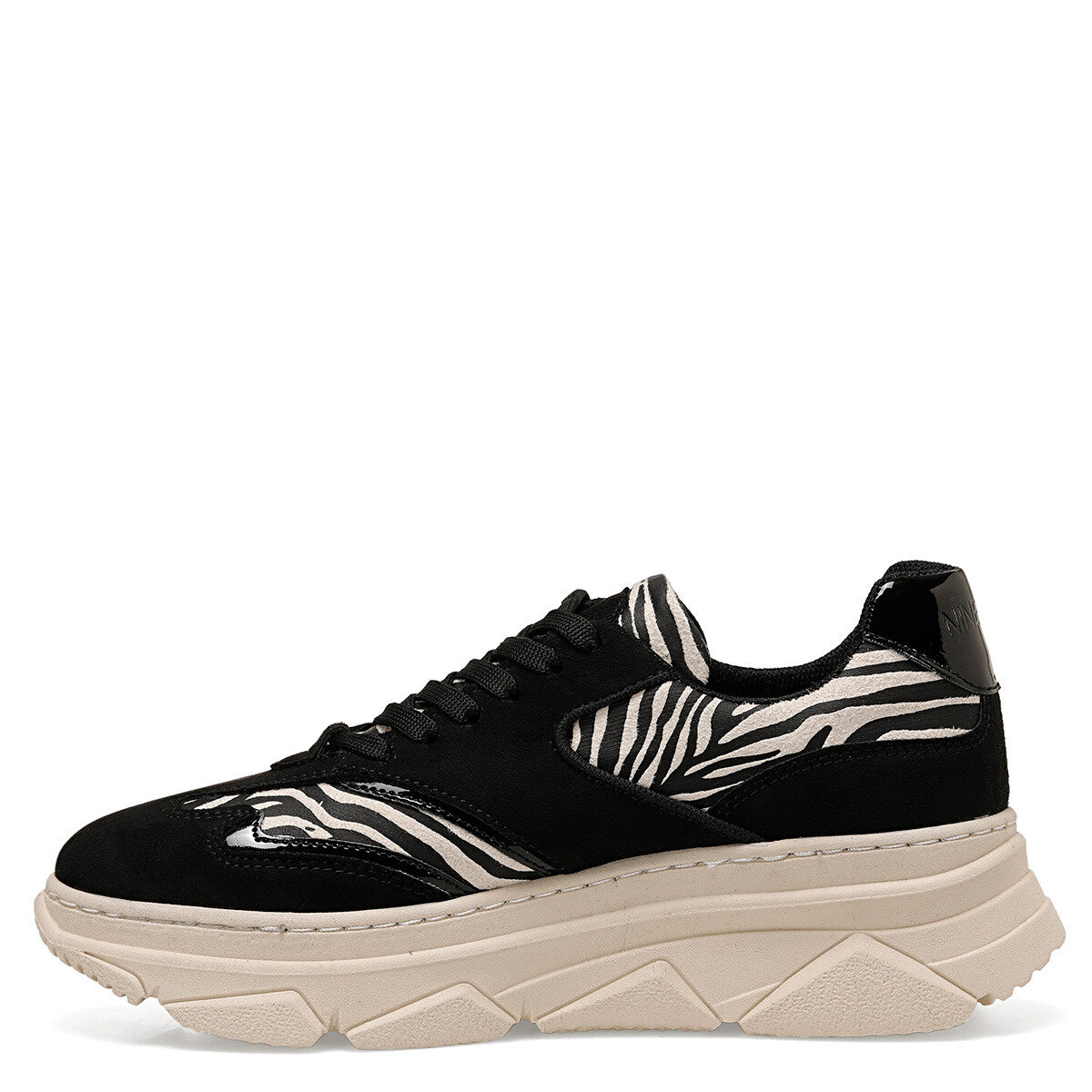 CANDA Siyah Kadın Sneaker