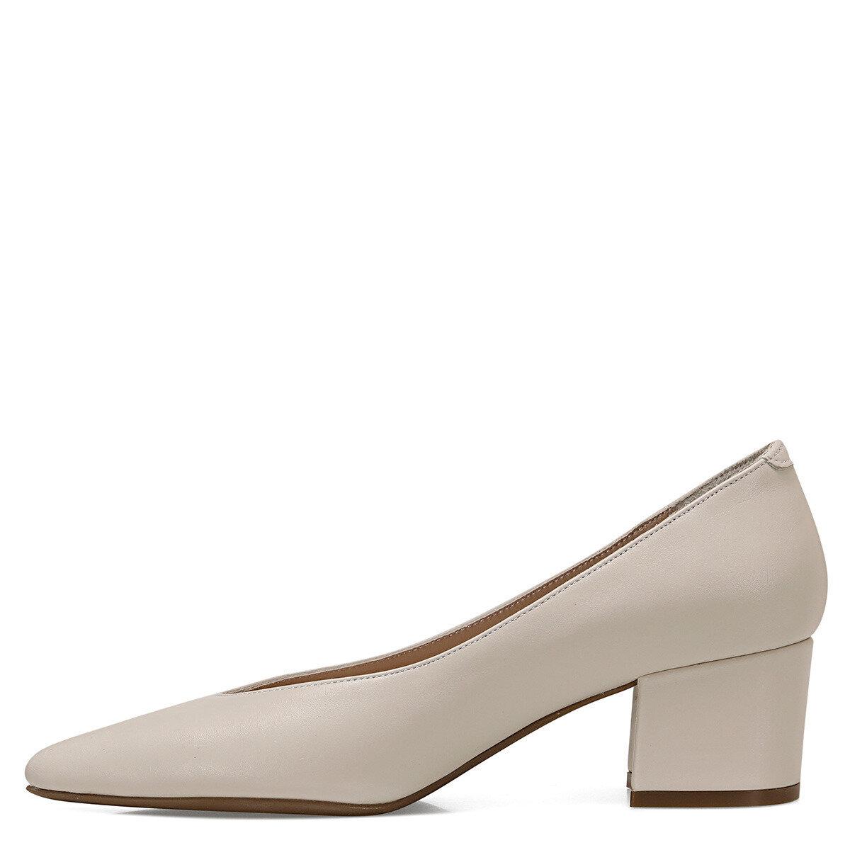 MARNA Beyaz Kadın Gova Ayakkabı