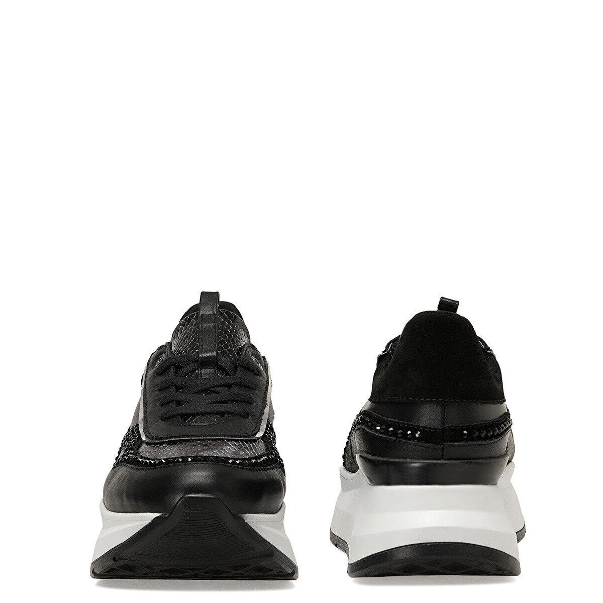 UMKAI Siyah Kadın Sneaker