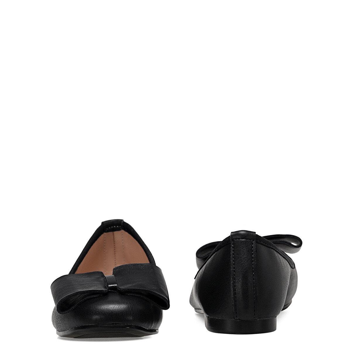 RIWA Siyah Kadın Babet
