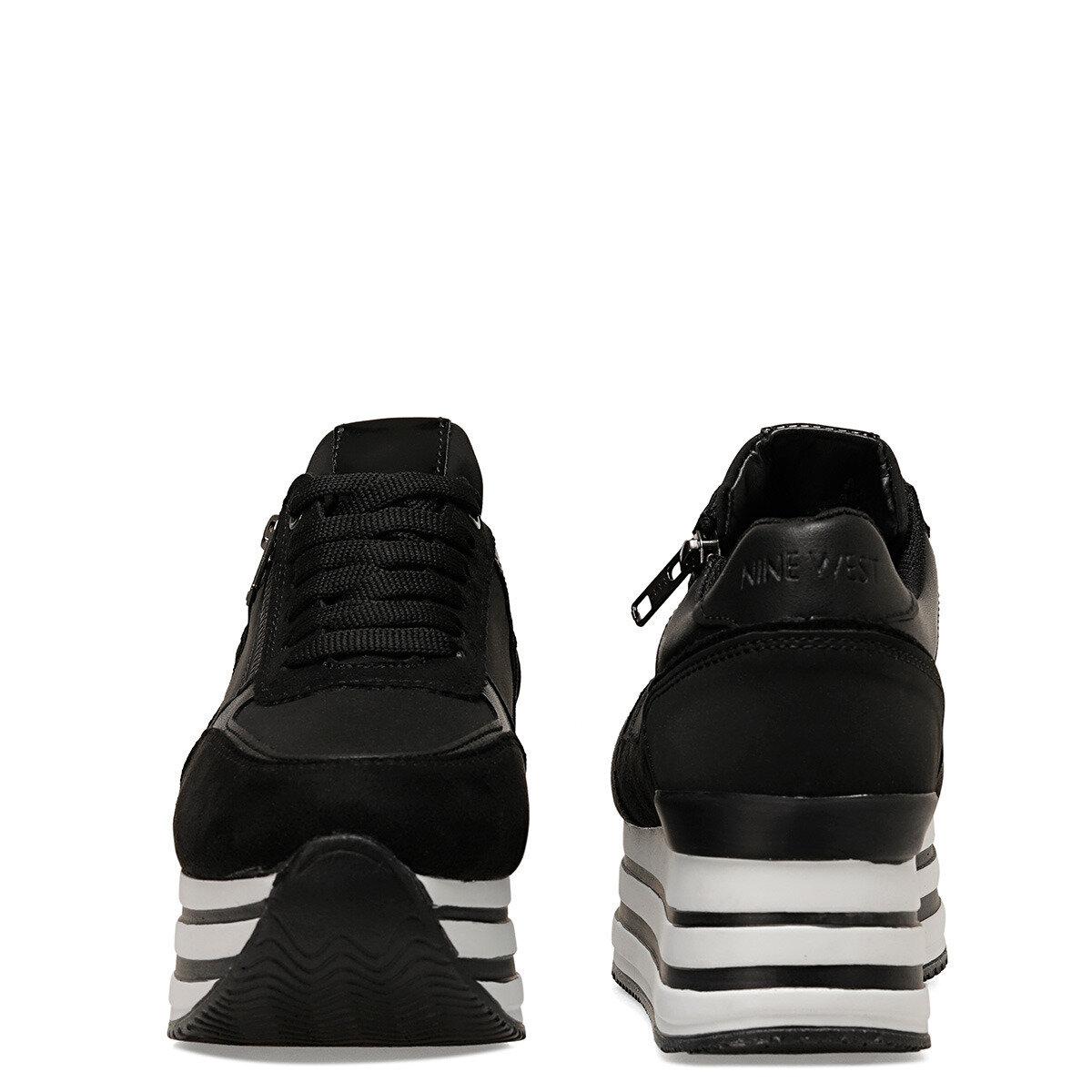 ZALMA Siyah Kadın Sneaker