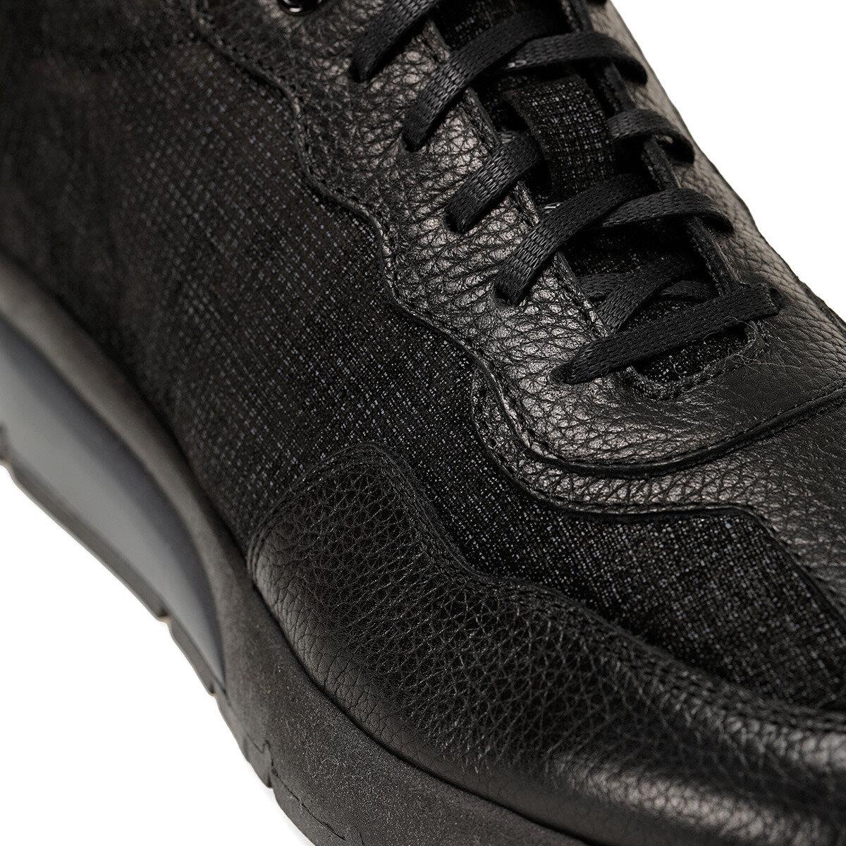 ARNALDO Siyah Erkek Sneaker