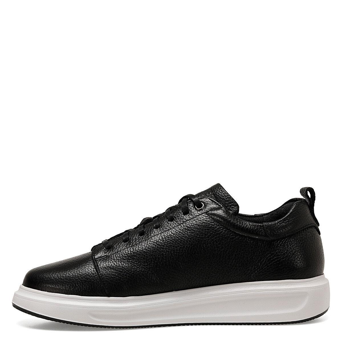 ENRIC Siyah Erkek Sneaker