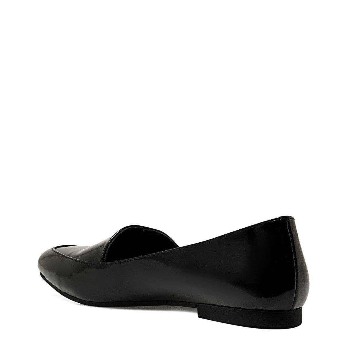 MELANIT2 Siyah Kadın Loafer Ayakkabı