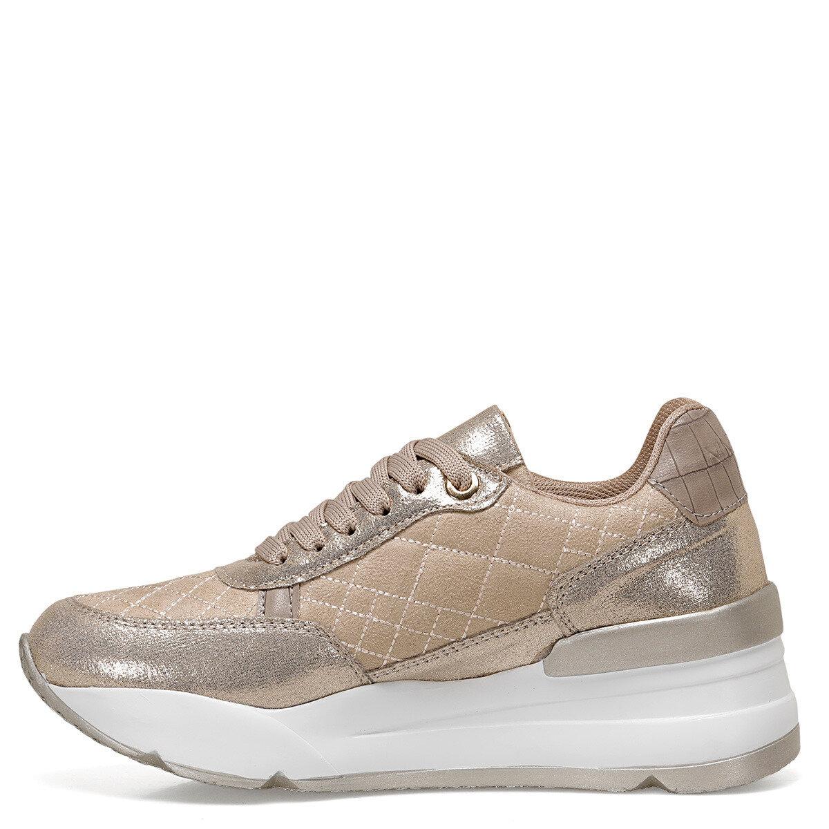 ALYSSA Vizon Kadın Fashion Sneaker