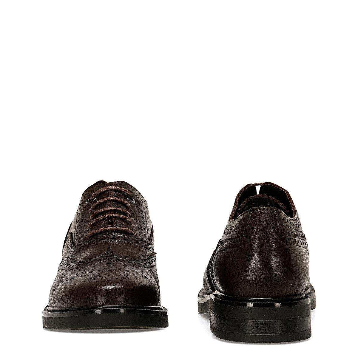 LODI Kahverengi Kadın Maskulen Ayakkabı