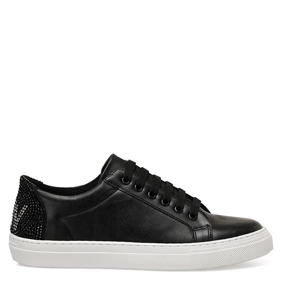 NINNE Siyah Kadın Sneaker