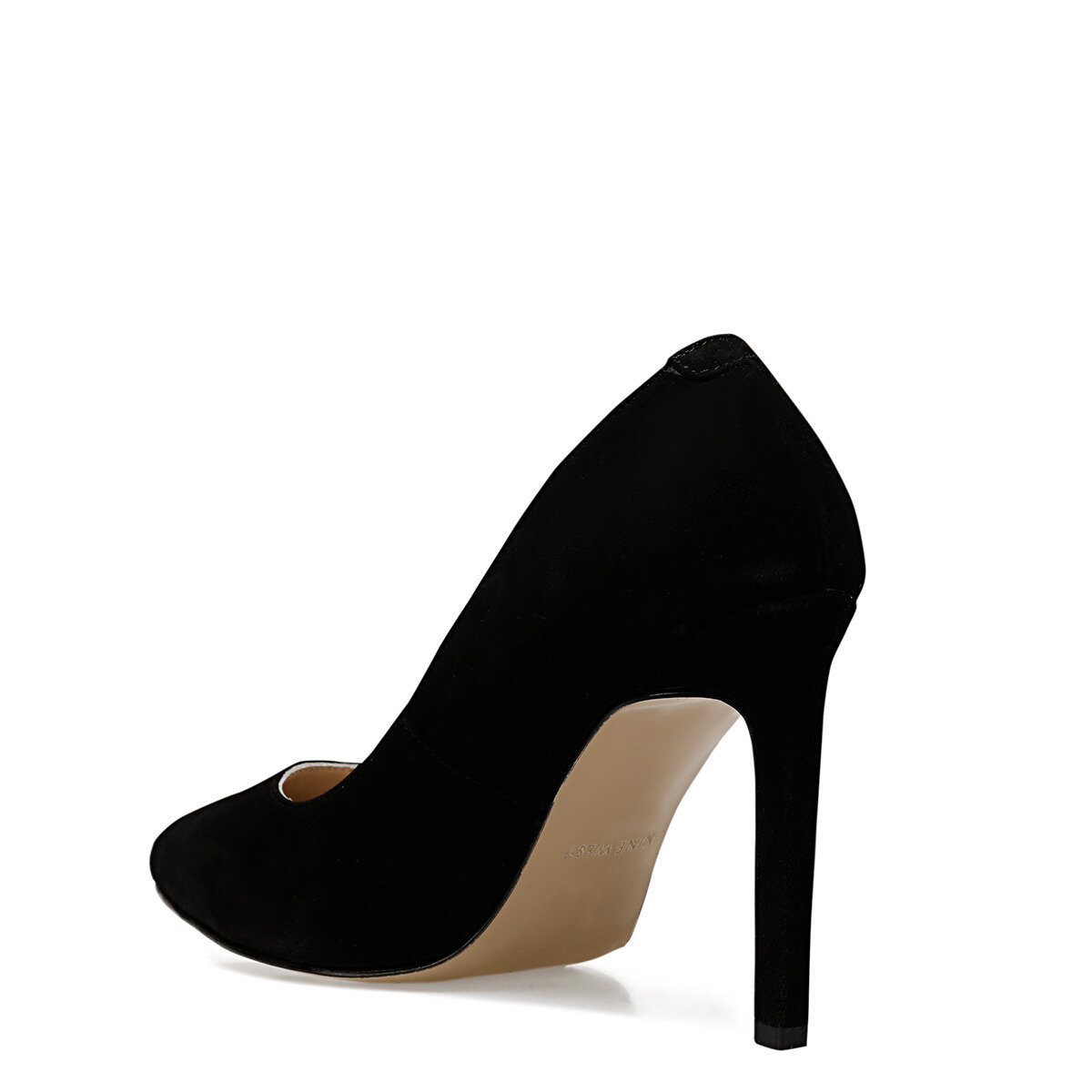 SABINE2 Siyah Kadın Stiletto