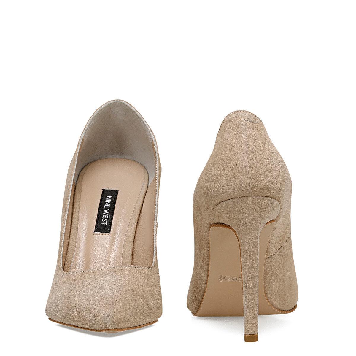 SABINE2 Bej Kadın Stiletto