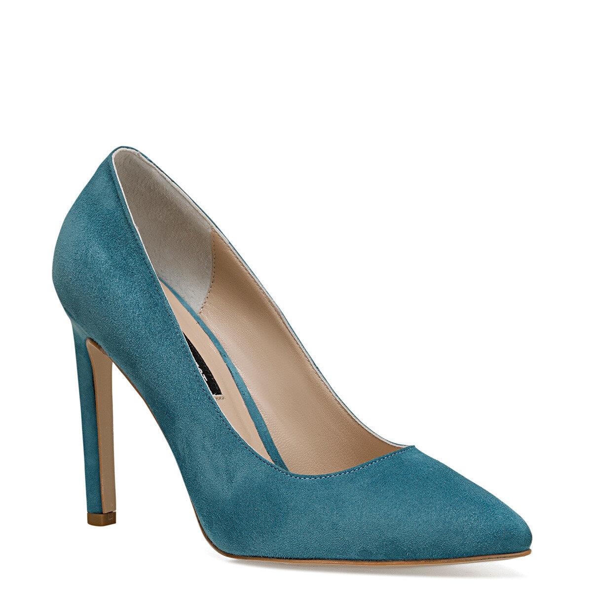 SABINE2 Mavi Kadın Stiletto
