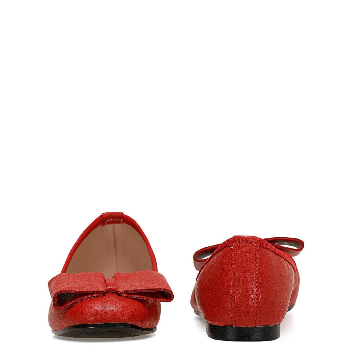 RIWA Kırmızı Kadın Babet