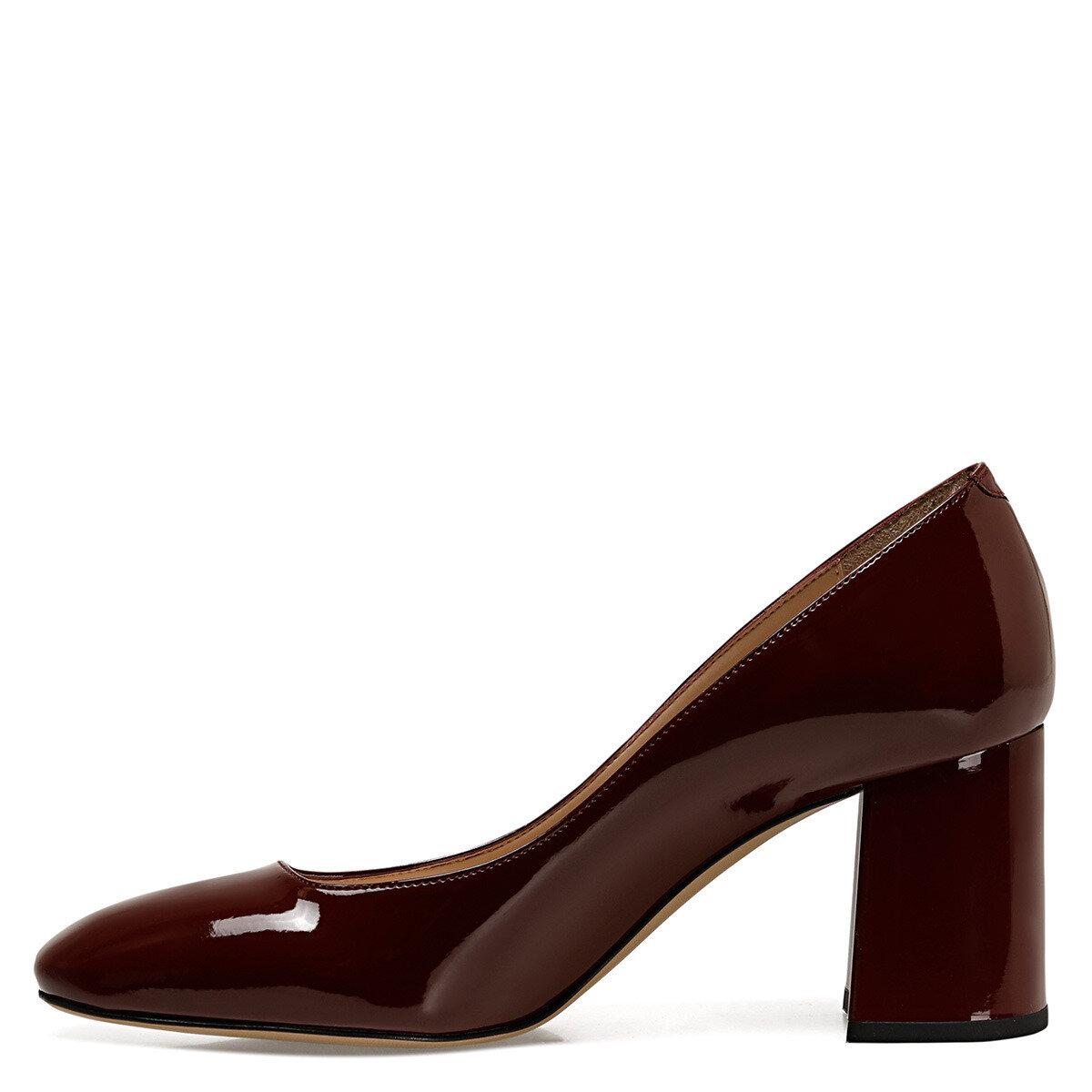 CANDELA Bordo Kadın Gova Ayakkabı