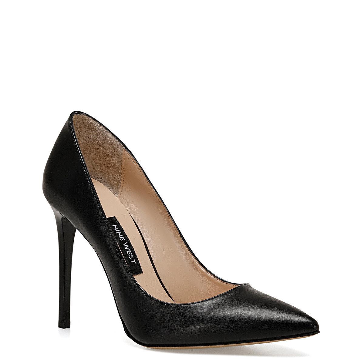 SUNDE Siyah Kadın Gova Ayakkabı