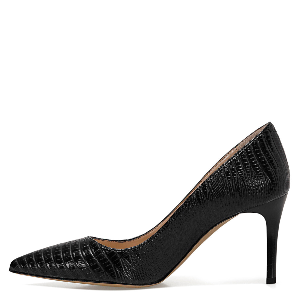 SUNNYDAY2 Siyah Kadın Gova Ayakkabı