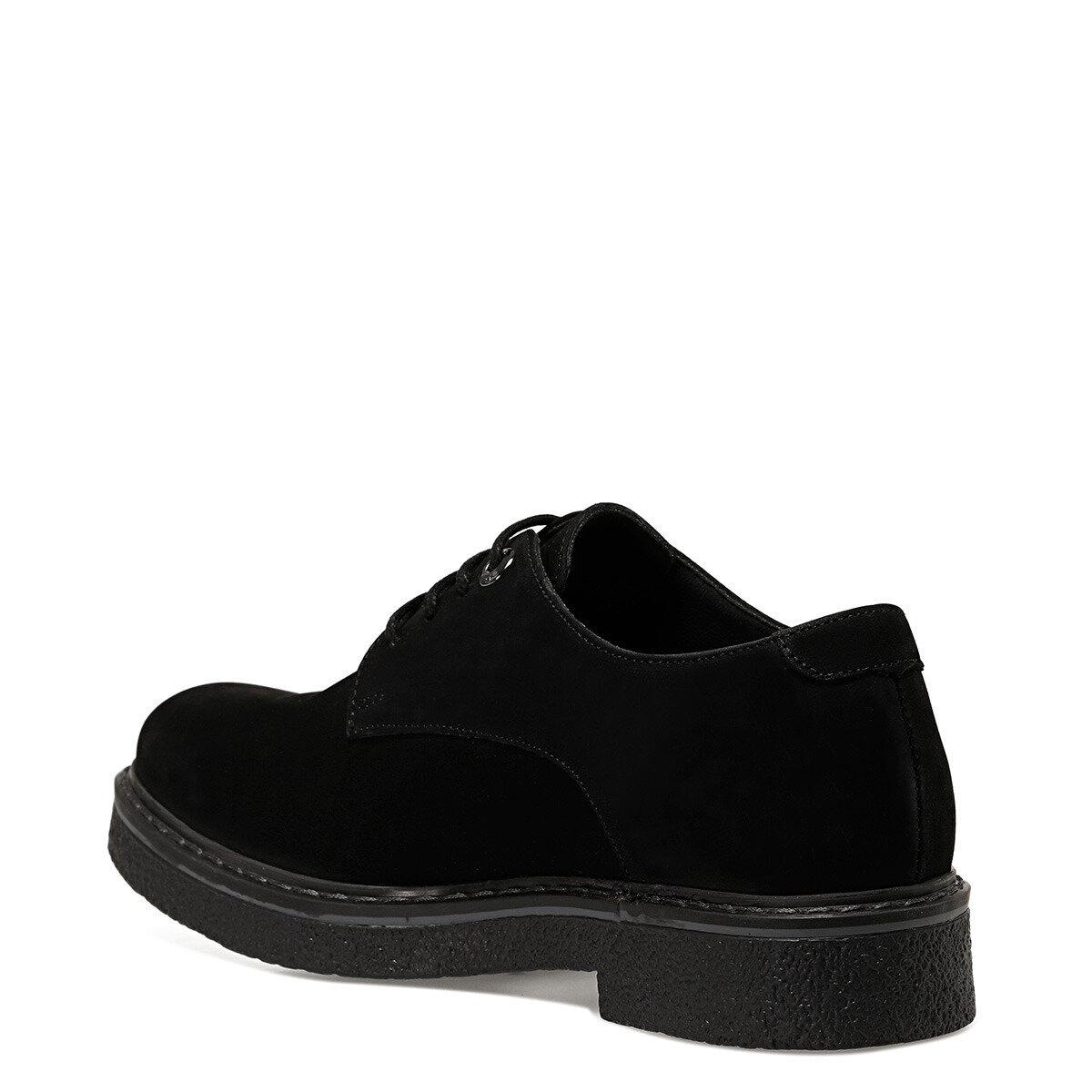 LITO2 Siyah Kadın Maskulen Ayakkabı