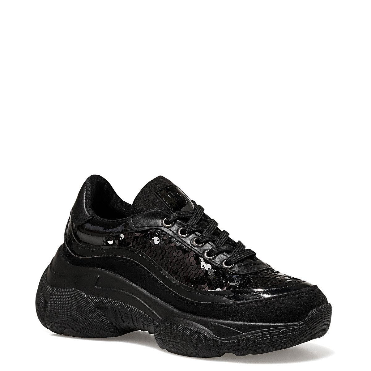 HERRA Siyah Kadın Sneaker