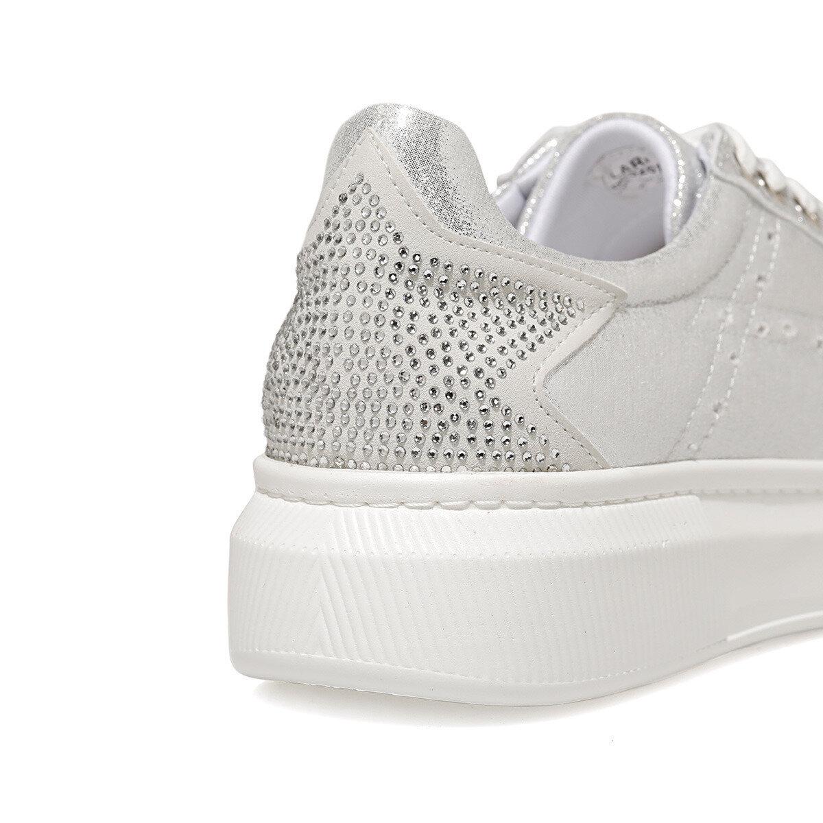 LARK Gümüş Kadın Spor Ayakkabı
